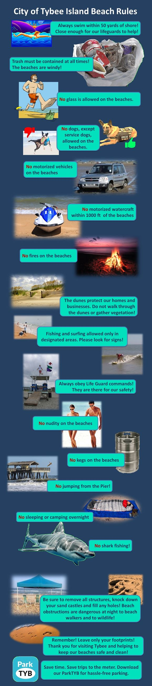 BeachRuleInfoGraphic
