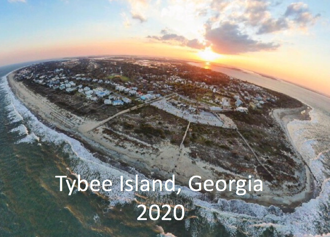 drone-view-tybee-island