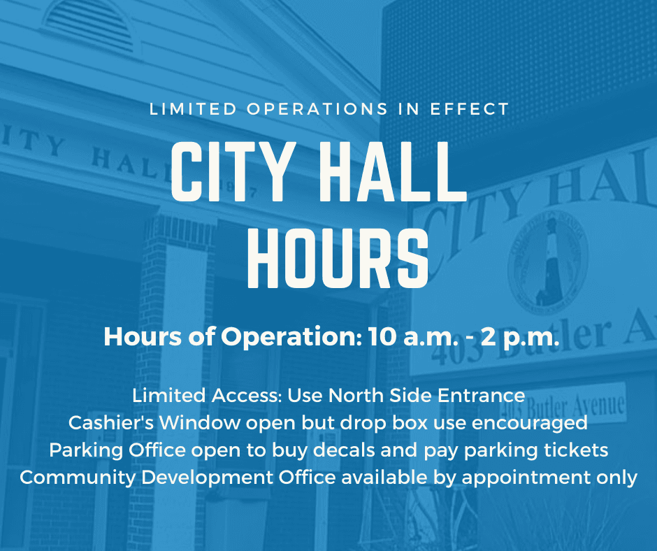 City Hall Hours