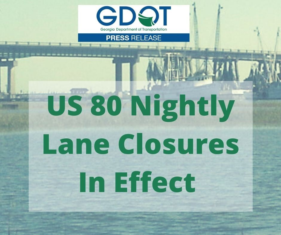 Overnight Bridge Closings 2