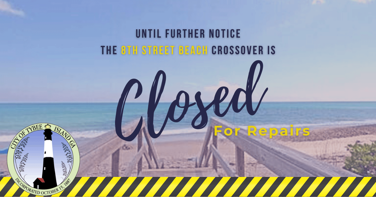 Copy of 8th Street Crossover Closed