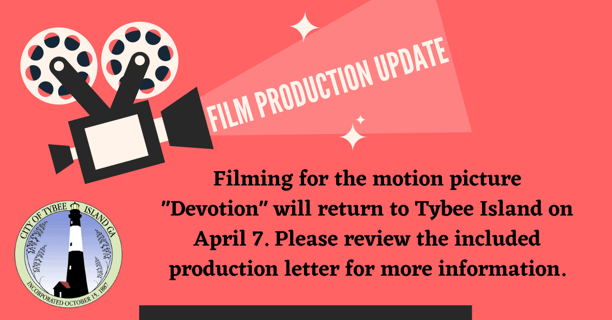 Devotion Film Update