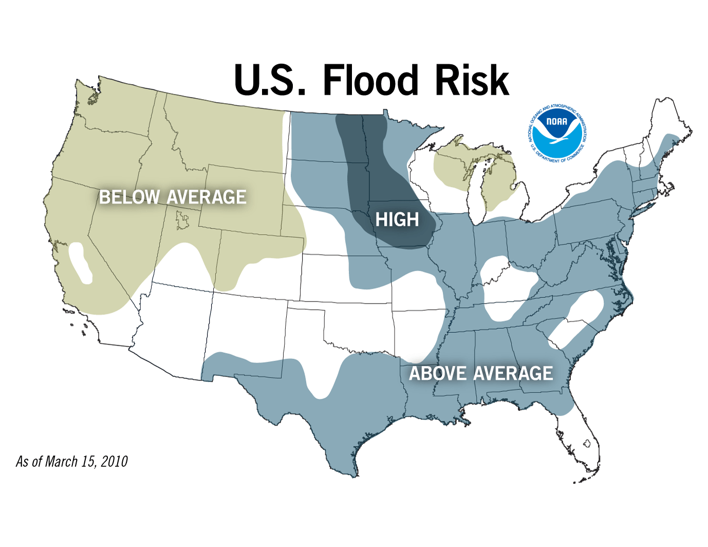 U.S. Flood Risk