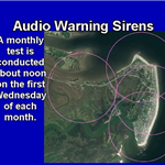 Warning Siren Locations