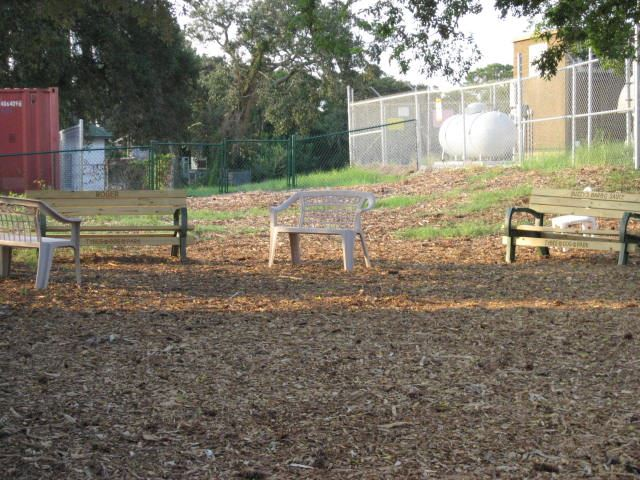 Dog Park Benches