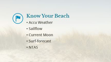 Know your beach